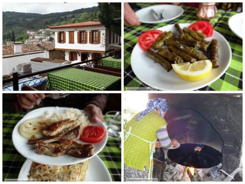 Turkish Food Sirince