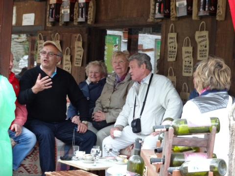 Village Corner Talks Sirince Turkey