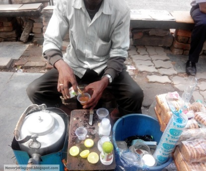 The Making of Lebu Cha