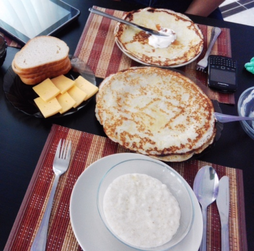 Russian-Blini-Food